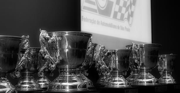 Trofeus de 2017 não retirados