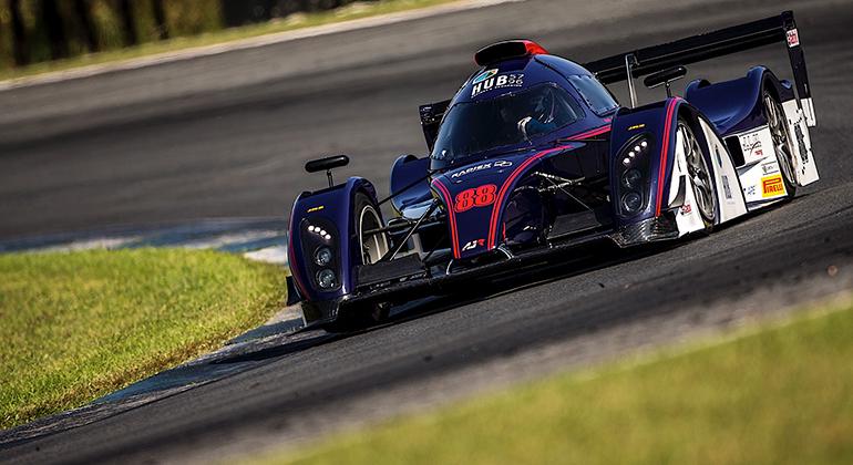 Novo modelo da equipe Absoluta terá carroceria fechada, seemelhante a este protótipo AJR (Brunto Terena)