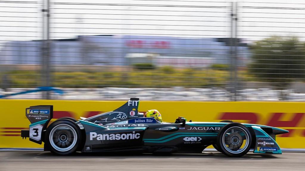Em 2018 Pietro Fittipaldi fez seu primeiro teste na F-E, também no Marrocos e pela equipe Jaguar.