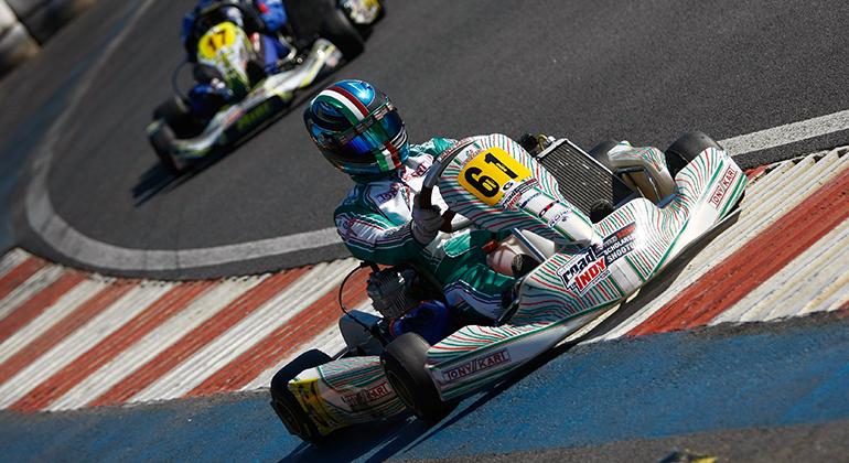 Allan Croce reconheceu influencia do avô para seguir carreira no automobilismo (FGCOm)