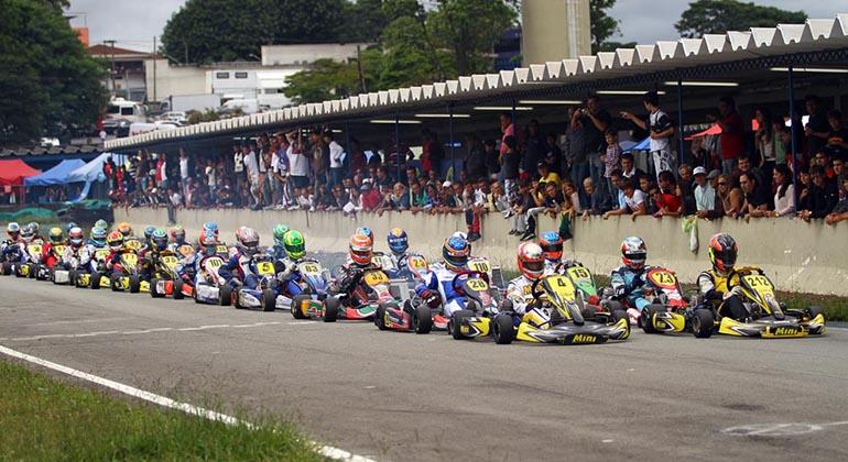 Kartódromo de Interlagos receberá melhoramentos para a temporada deste ano (Quick Comunicações)