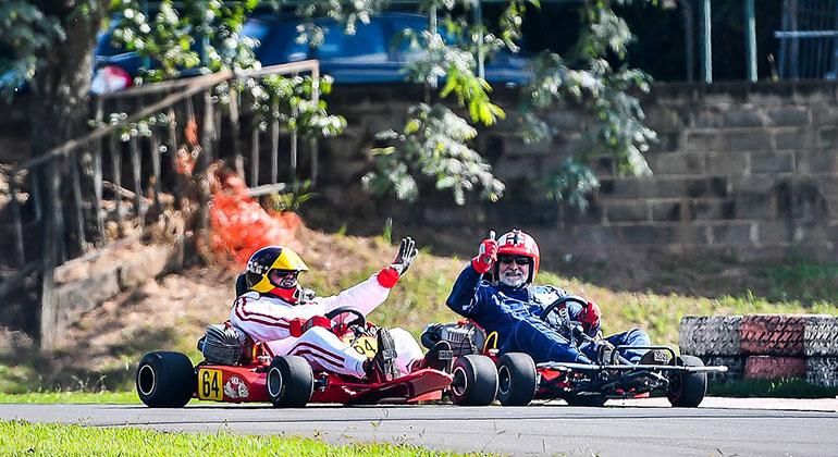 A Copa Interlagos terá categoria dedicada a karts históricos (Abkarth)