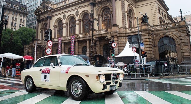 O Alfa Romeo GT